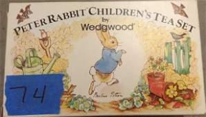 Peter Rabbit Childrens Tea Set by Wedgewood