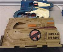 1970's Hot Wheels Play Sets