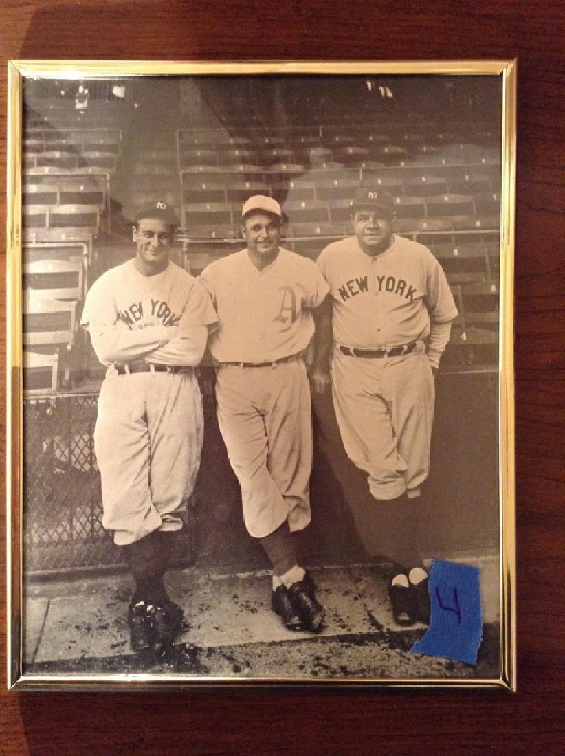 Baseball players Yogi