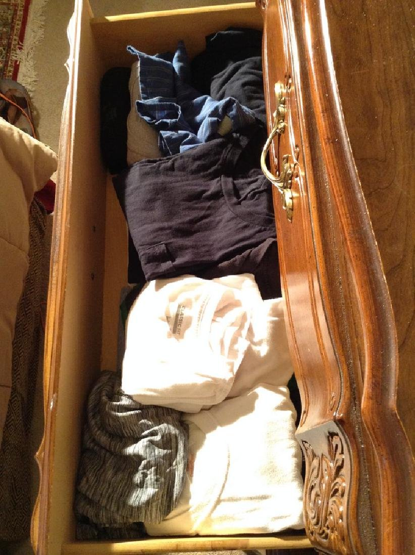 2nd Drawer contents