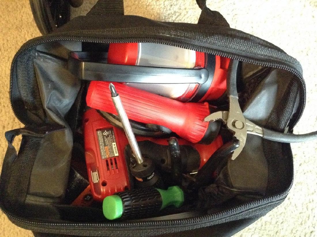 Bag of tools