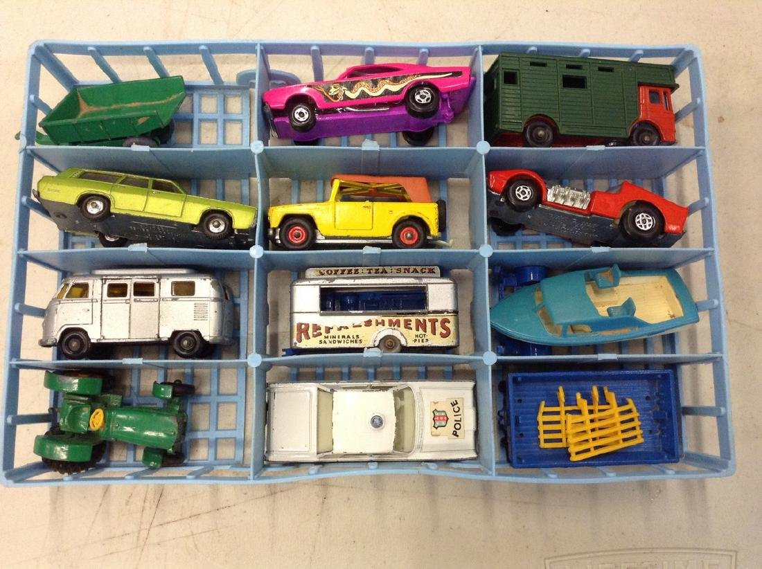 Lot of 12 Lesney Matchbox