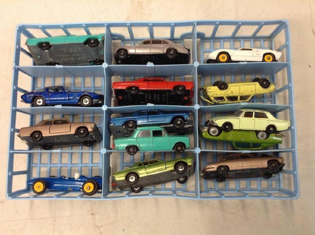 Lot of 14 Lesney Hot Wheels