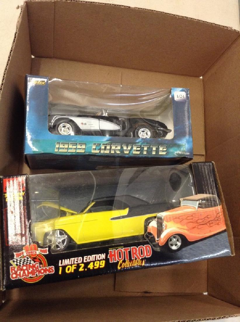 Lot of 2 Die Cast Cars