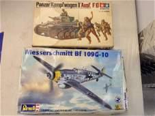 2 Model Airplane Models