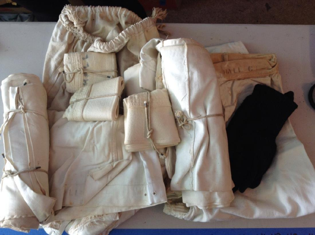 Lot of WW2 Navy Clothing
