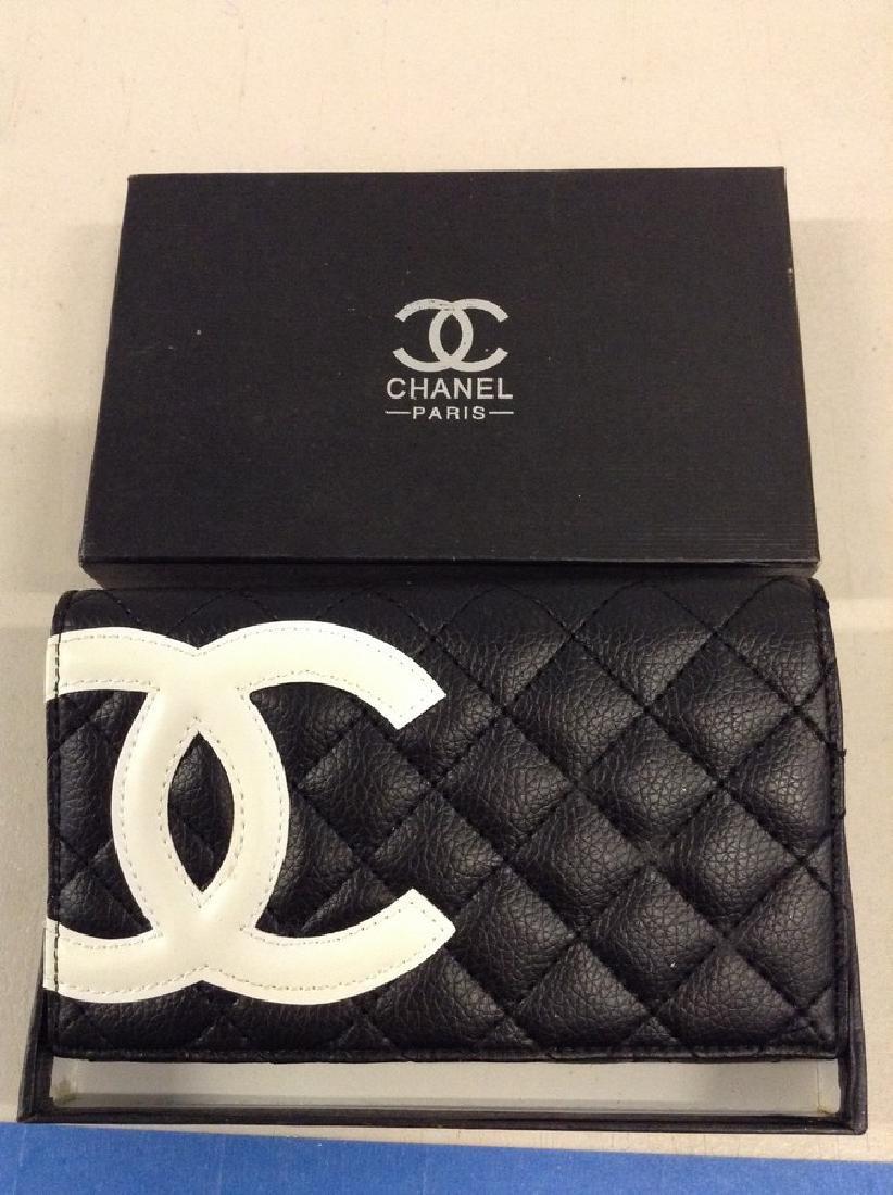 Chanel Paris new wallet