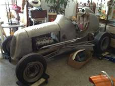 1946 Midget Racing car Ford V-8 engine