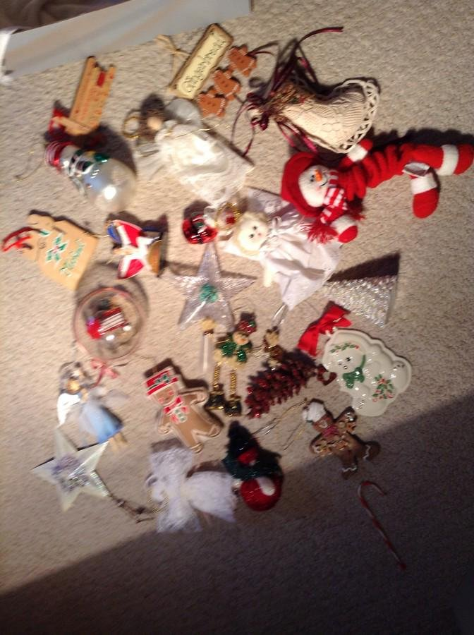 Radko and Elvis Ornaments and more