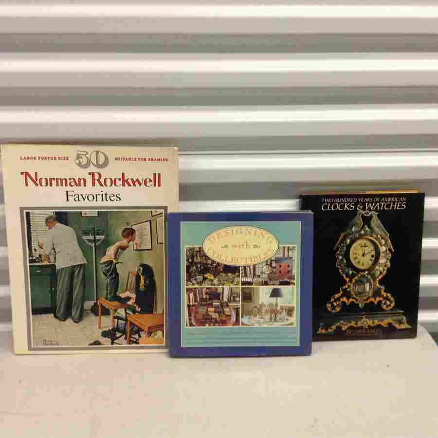 lot of misc. books