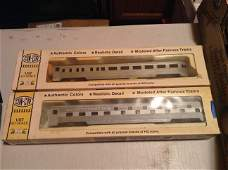Concor 187 HO scale train car models never built