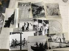 lot of world war 2 black and white photos