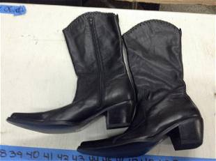 size 9 ladies western boots new