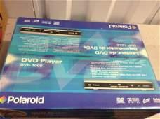 NIB polaroid dvp 1000 DVD player