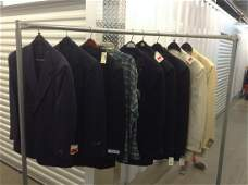 vintage men's sport coats, suits and more new with tags