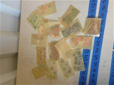 large amount foreign postage stamps
