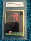 graded 1997 tiger woods 10 pro card