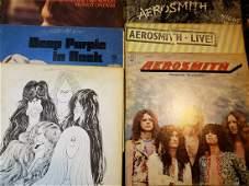 Aerosmith, Deep Purple, George Thorogood & the