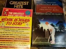 Elton John, Rock & Roll hits, Linda Ronstadt