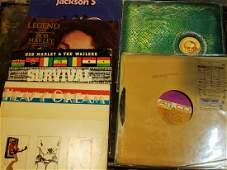Bob Marley, Jackson 5, Heavy Cream, Alice Cooper