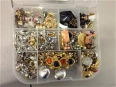 large amount of vintage jewelry
