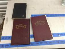lot of early jewish books