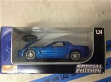 maisto special edition corvette