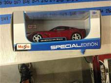 maisto special edition 2014 corvette stingray new in