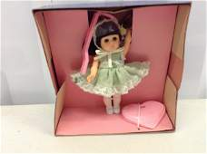 Lime Ginny Vogue Dolls doll in package