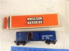 Lionel No 6468 Baltimore & Ohio Automobile Car with Box