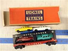 Lionel No 6414 Automobile Car With Box