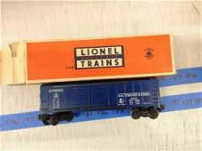 Lionel 6468 Baltimore & Ohio Automobile Car With Box
