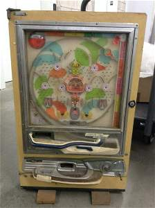 Vintage Asian Plinko machine