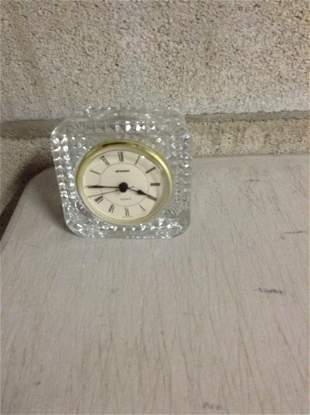 French Staiger clock