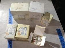 lot of cherished teddies figures and more