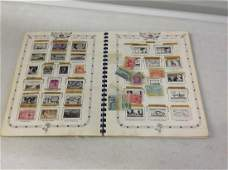 Catalogue with Stamps