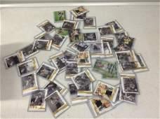 Large lot of Jack Nicklaus golf cards