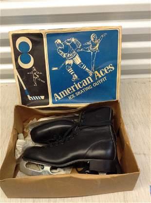 American Aces Vintage ice skates (John)