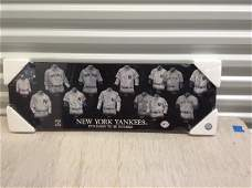 NY Yankees wall plaque sealed in plastic