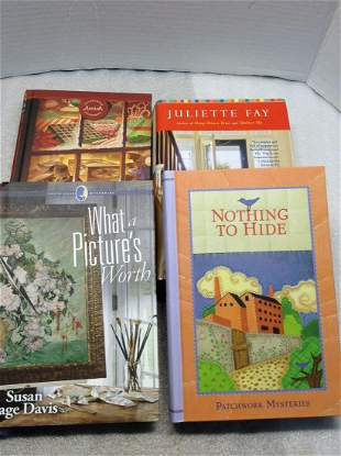 Lot of Four Books