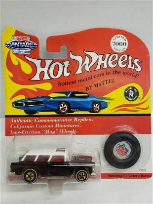 Hot Wheels white line new in packaging