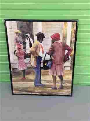 """Harmon Montgomery Print 20x16"""""""