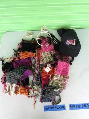 Lot of scarves New with tags and more