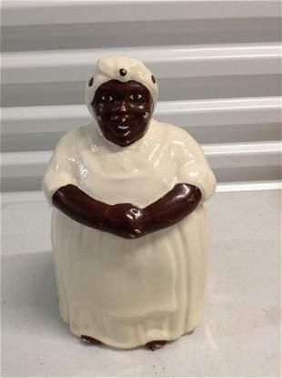 """Aunt Jemima McCoy Cookie Jar 12"""" tall"""