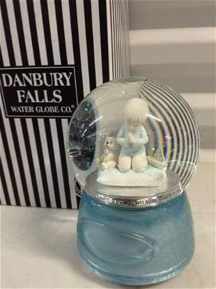 Danbury Falls Water Globe Co. Water Globe in Box