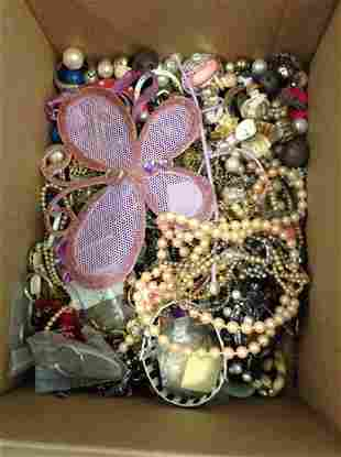 Large Amount of Jewelry