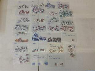Large lot of US Stamps