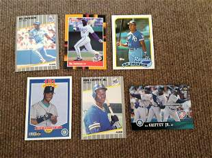 Ken Griffey Jr. Rookie Card and more