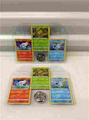 Pokemon  Cards with Token