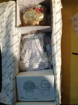 Brand New Doll in Box